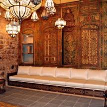 صناعة الثريات في دمشق