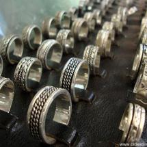 صناعة الخواتم من الفضة