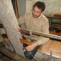 صناعة بيت الشعر البدوي
