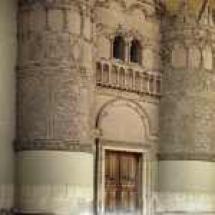 واجهة قصر الحير الغربي