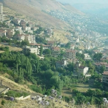 AL Zabadani city