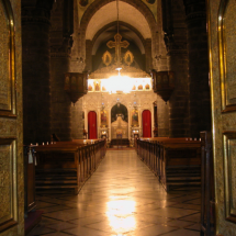 Al Zeitoun Church in Bab Sahrqi