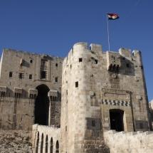 Aleppo -castle 1