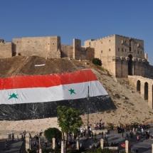 Aleppo - castle