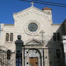 Church of the Cross- Damascus