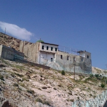 Jabal al-arbaeen - Damascus