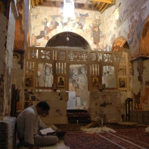 Monastery of Saint Moses the Abyssinian (Deir Mar Musa al-Habashi) Church