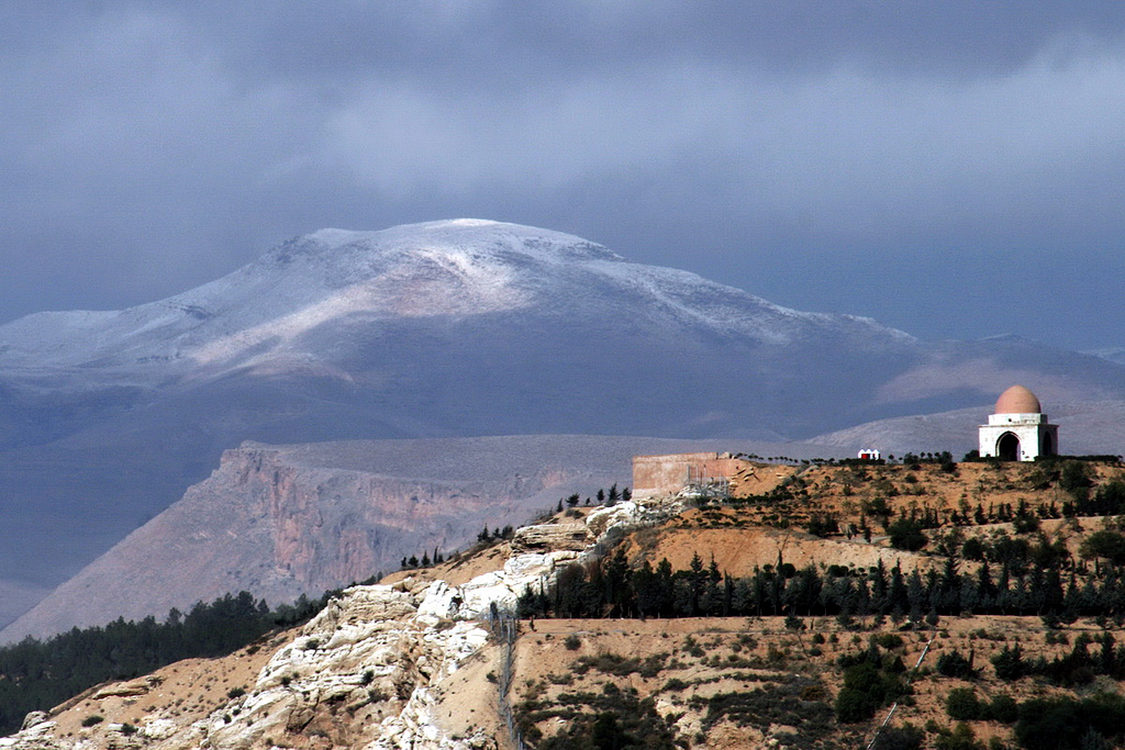 Qasioun Mountain
