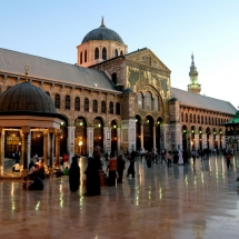 The Umayyad Mosque- Damascus