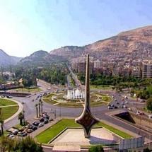 Umayyed Square - Damascus