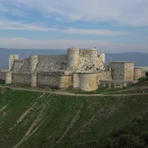 krak-des-chevalier castle -syria